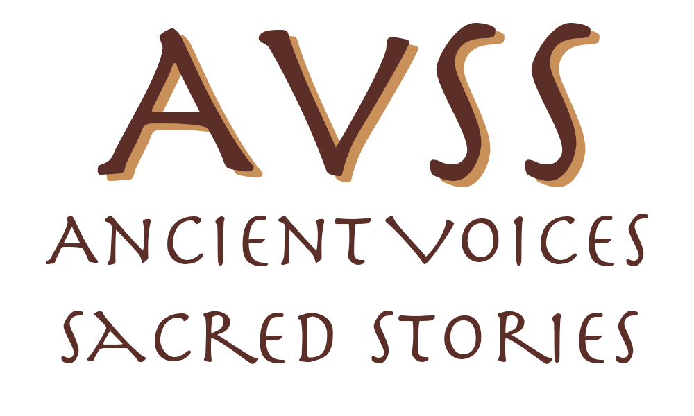Ancient Voices Sacred Stories