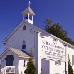 St. Ignatius of Loyola - 4103 Prices Distillery Road, Ijamsville. MD