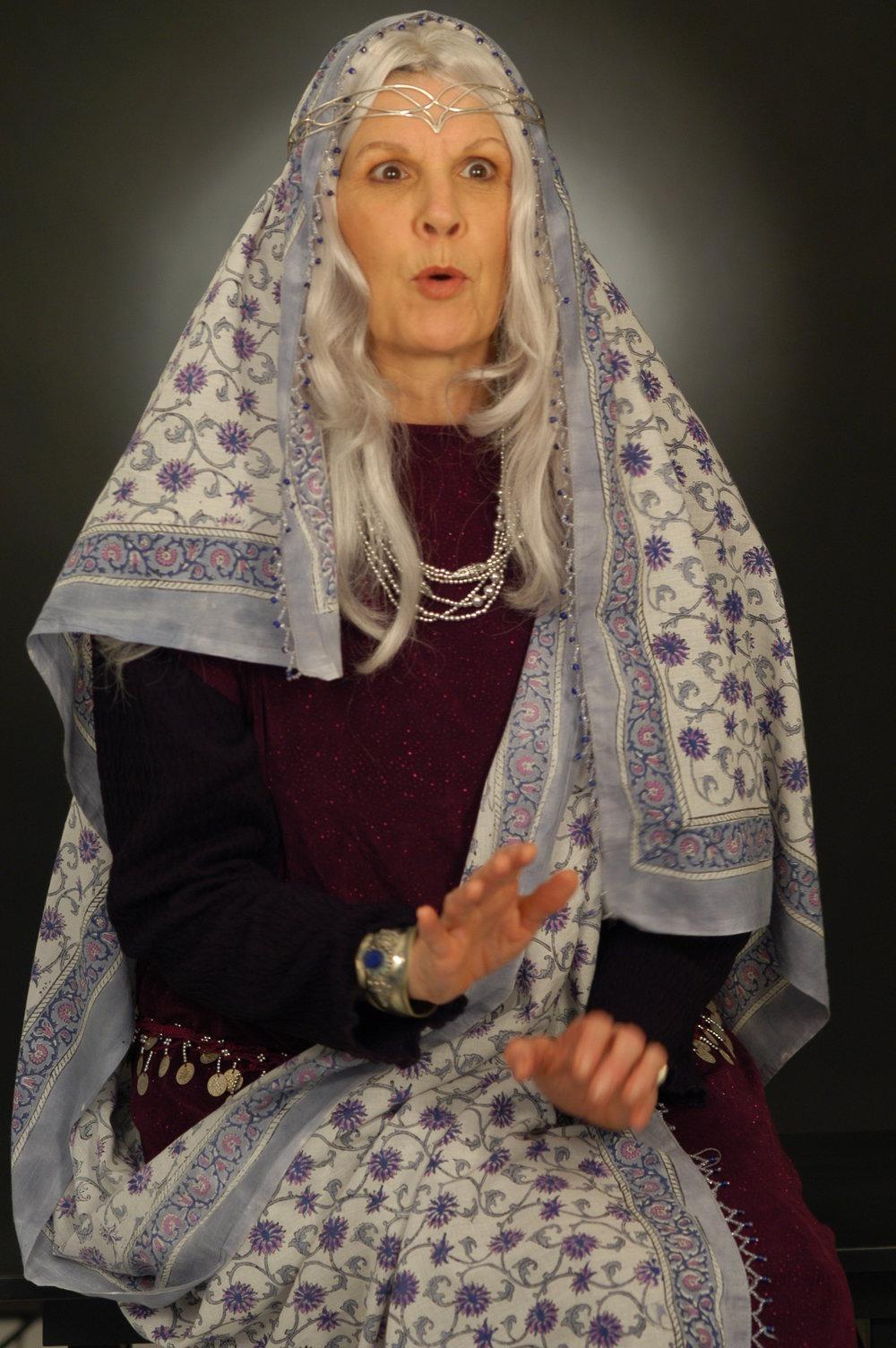 Anita Gutschick as Abigail