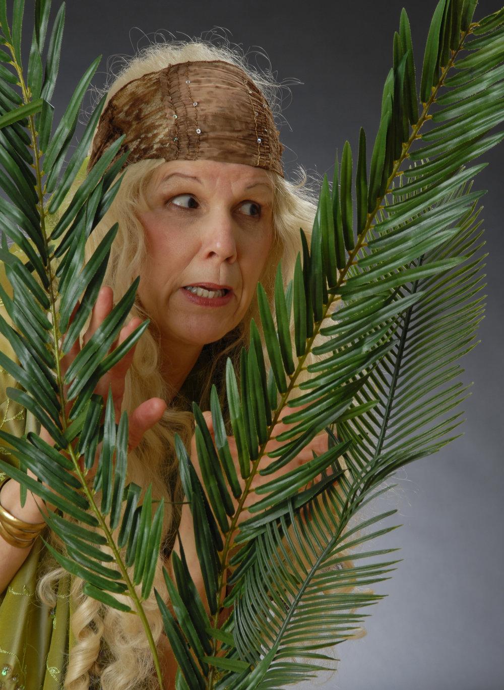 Anita Gutschick as Eve