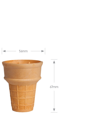 Small Ice Cream Cone