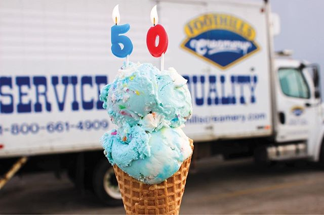 Happy Birthdays 🎂 Foothills Creamery!  W O W  It's hard to believe we have been in operation for 50 years!! Thank you to all of our loyal customers who have shown their love and support throughout the years. This is a big exciting year for us ✨so be sure to stay up to date with our up coming contests, limited edition merchandise and much more to help up celebrate this unique milestone! 🎈🎈🎈 #foothillscreamery #happybirthday #50years #celebrate #hbd #icecream #creamery #canadianmade #premiumicecream #canadawide #yyc #follow #yycnow #instanow