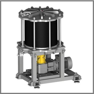 FMX Anti-fouling Membrane Filtration System