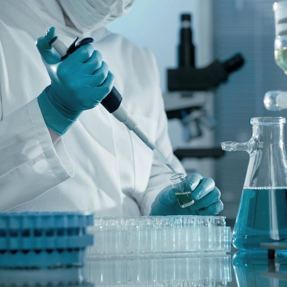 Research & Development -