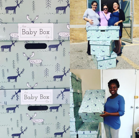 Image from The Baby Box Co.