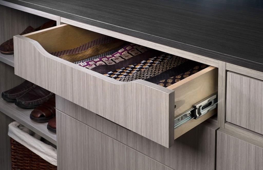 Easy Luxury: Soft Close Drawer Slides