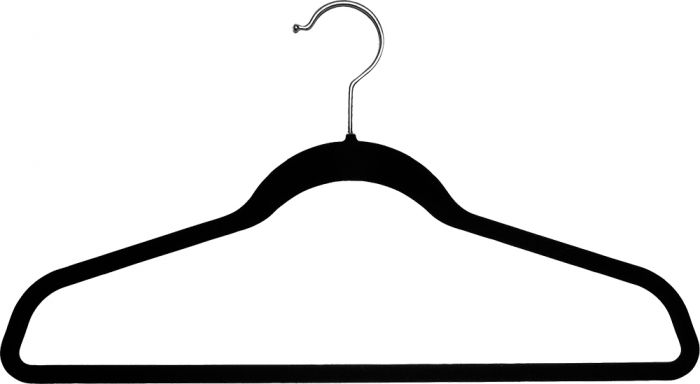 Felt hangers are an attractive and convenient option for your custom closet. Get 15% off a variety of felt hangers and free shipping at  Hangers.com  with promo code TULSA.