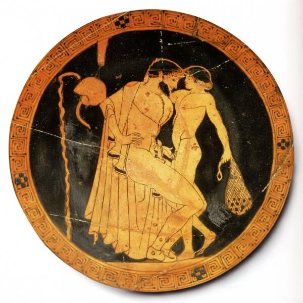 Greek sexuality art