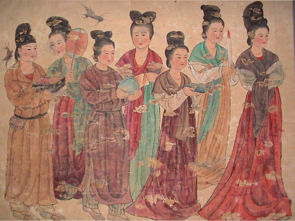 Imperial Concubines of the Tang Empire
