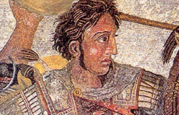 Alexander in Battle