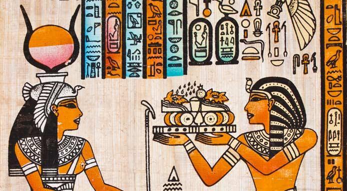 Ancient Egypt Cleopatra's Dulcis Coccora