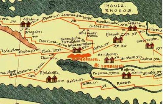 An itinerarium