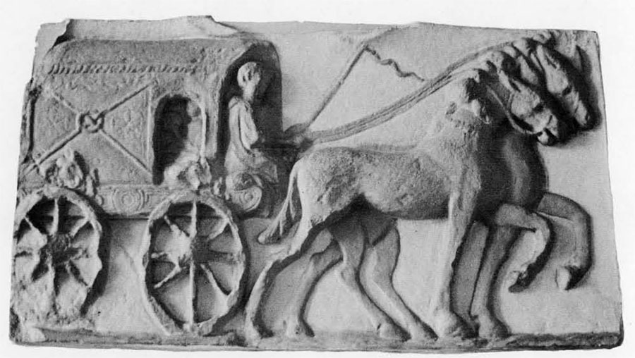 A Roman Carriage