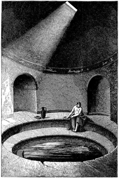 401px-Frigidarium_of_the_Old_Baths_at_Pompeii_by_Overbeck