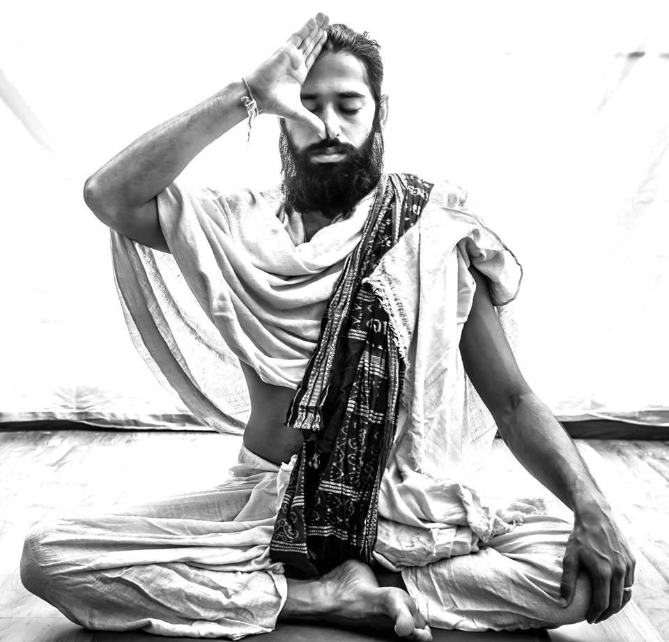 Pranayama - Anulom Vilom
