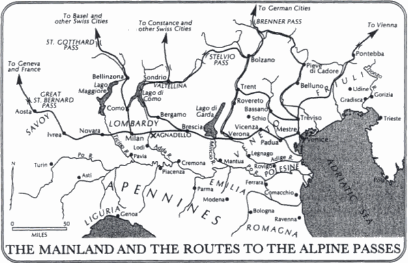 Overland trade routes (p. 227)