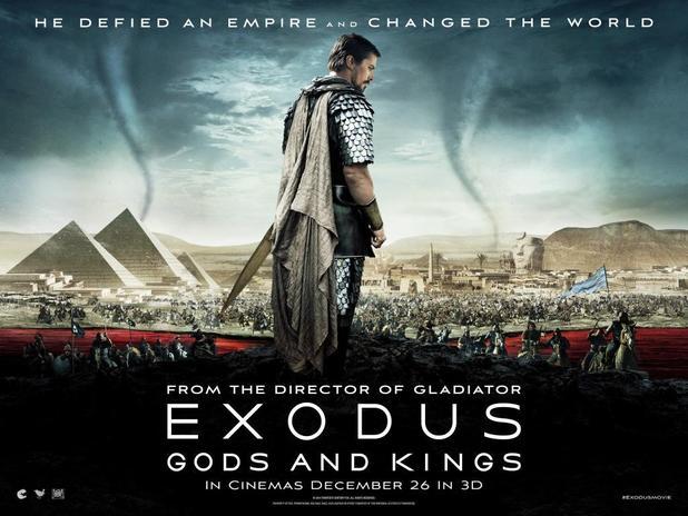 Exodus: Gods and Kings (2014 film)