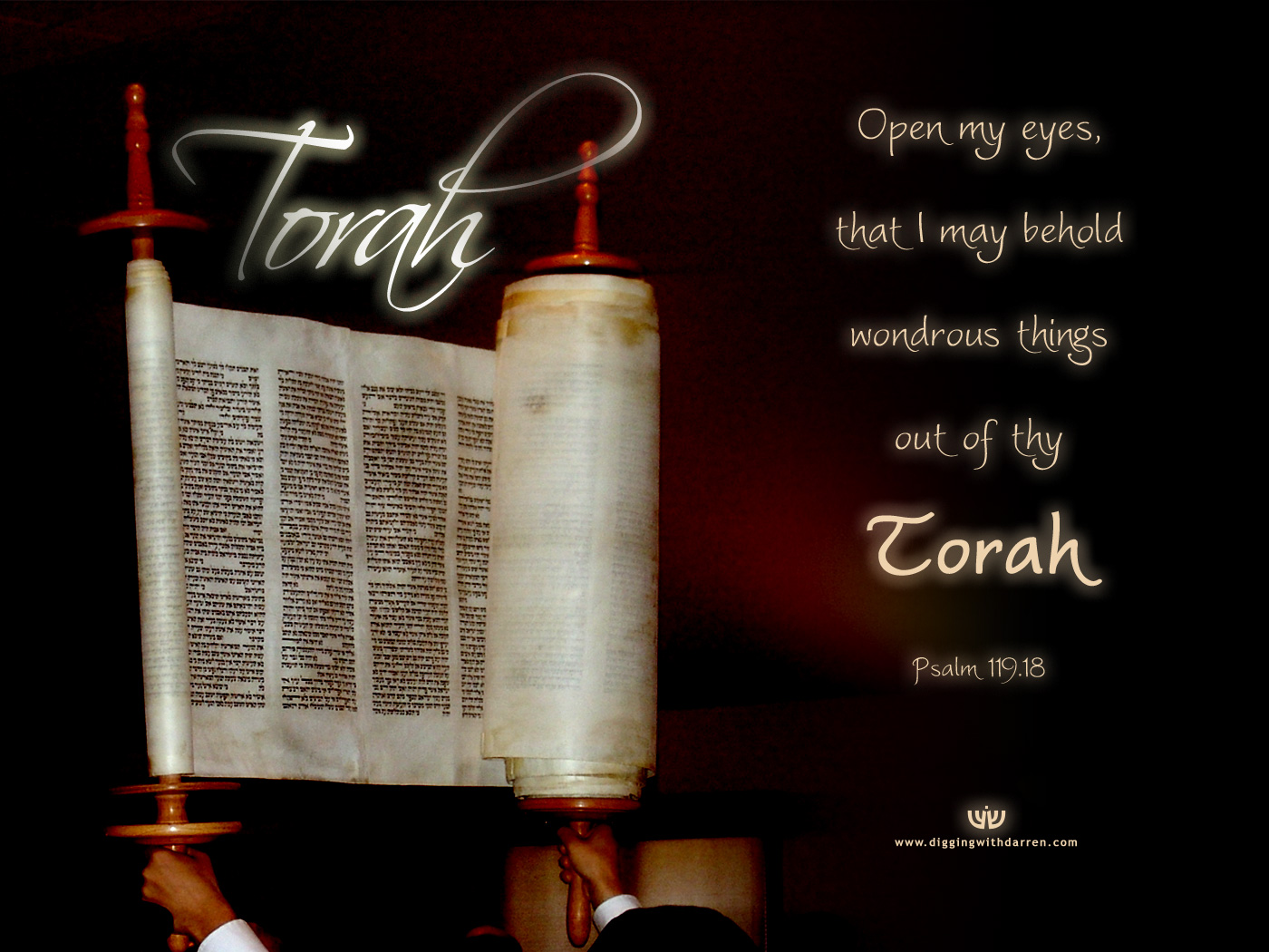 "Cross-reference to the Torah in Psalms, also known as Tehillim (""Praises""), a book in both the Tanakh and the Bible"