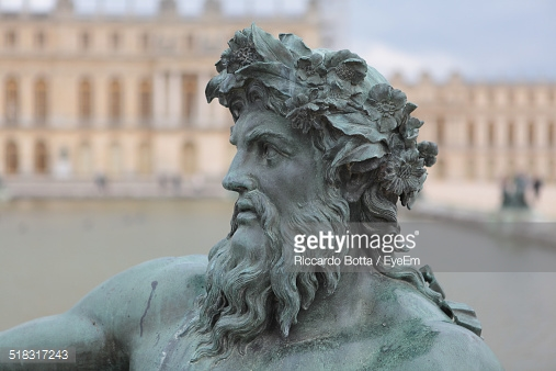 Statue of Zeus. By Riccardo Botta / EyeEm via Getty Images