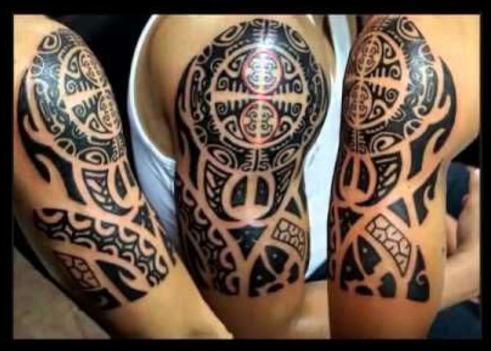 Best Polynesian Tattoos for Men l Tribal Tattoos Designs Ideas l Samoan Tattoos l Maori Tattoos By Prank [Creative Commons Attribution License]