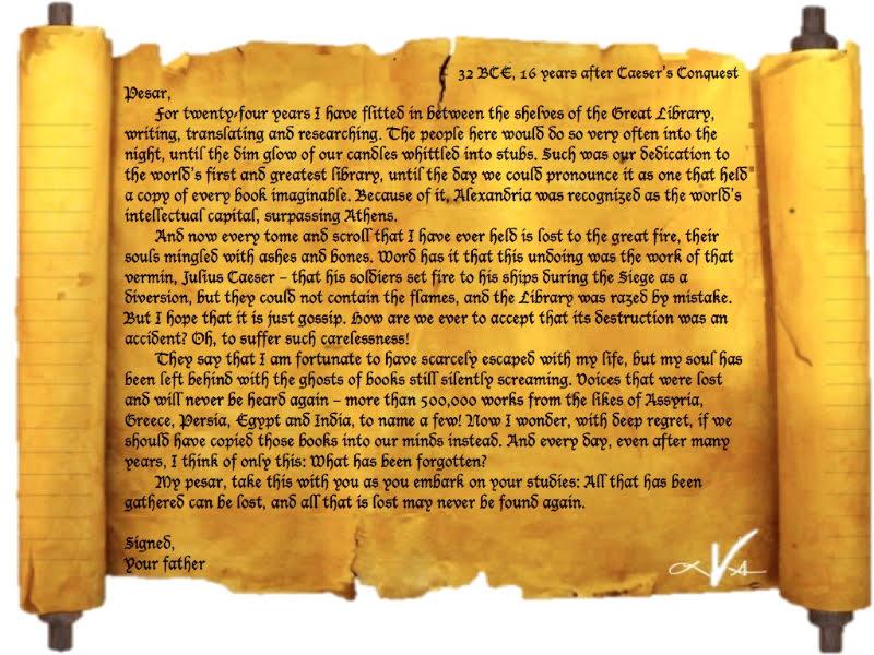 Alexandria Scroll