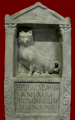 Funerary Inscription for Helena, CIL 6.19190