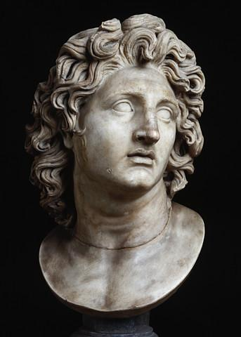 Alexander The Great. By Fotogeniss (Own work), via Wikimedia Commons