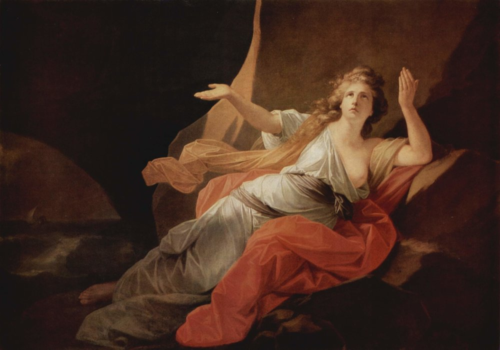The Death of Dido, by Heinrich Friedrich Füger Retrieved from https://commons.wikimedia.org/wiki/File:Heinrich_Friedrich_F%C3%BCger_006.jpg