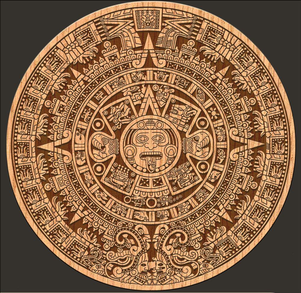 """The """"Doomsday"""" Mayan Calendar"""