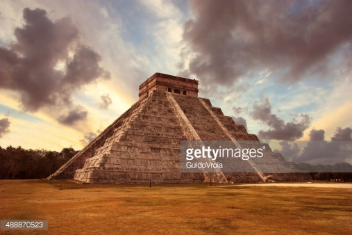 The Egyptians are Not the only Civilization with Pyramids -Photo by GuidoVrola/iStock / Getty Images