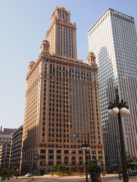 35 East Wacker via    Flickr