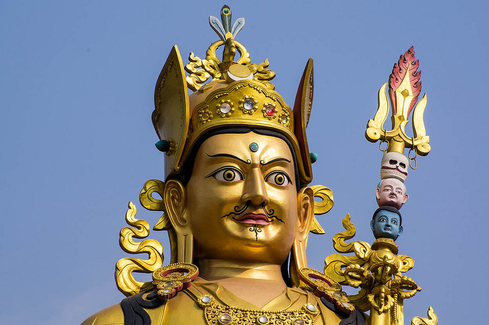 Padmasambhava - Guru Rinpoche; Picture taken: 5th March 2013; By: Philip_S; Source: Flickr