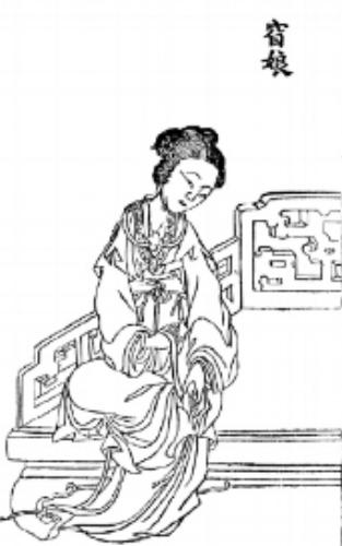 Yao Niang binding her feet By: Wang Hui (Qing Dynasty) Retrieved from:Wikimedia Commons Rights: Public Domain