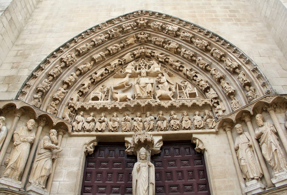 The Sacramental Door
