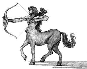 Centaur - Retrieved From http://www.greekmythology.com/Myths/Creatures/Centaur/centaur.html