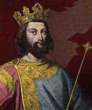 King Louis VII