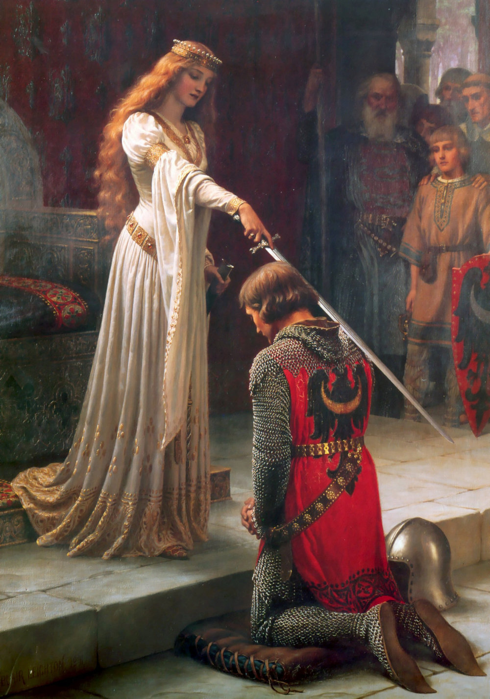 """The Accolade"""