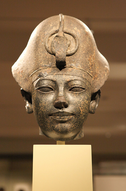 Amenhotep III by Sam Howzit.