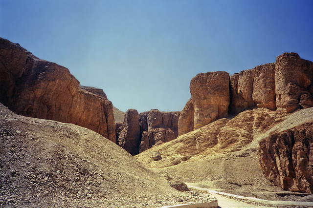 The Valley of Kings by mariejirousek.