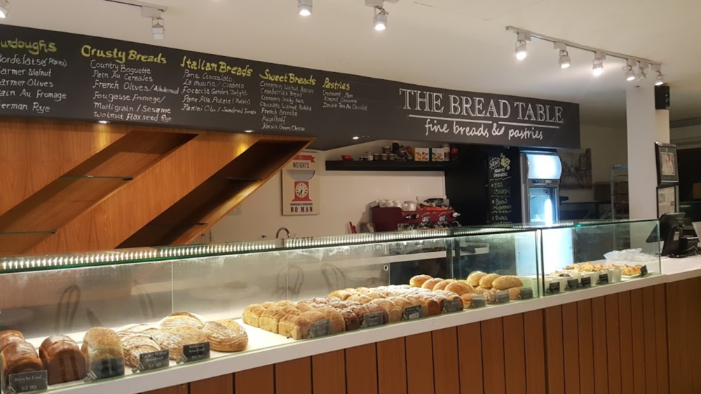 The Bread Table, located at 1010 Upper Serangoon Rd!