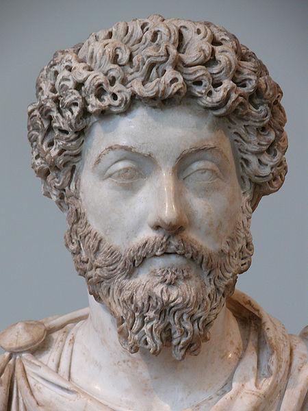 Marcus Aurelius     Ad Meskens ,  Metropolitan Marcus Aurelius Roman 2C AD 2 , 2009, CC BY-SA 3.0