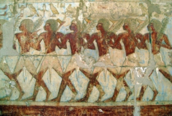 Σταύρος,  Relief of Hatshepsut's expedition to the Land of Punt , 11 September 2008, CC BY 2.0