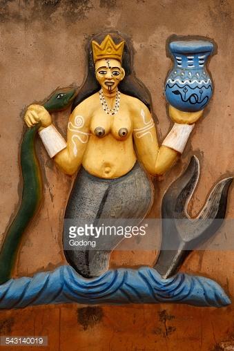 Godong, Voodoo in Benin West Africa (N.D). Royalty-Free/RF