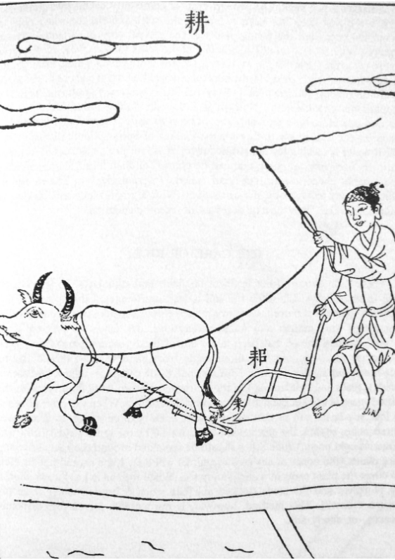 Sung Ying Hsing, Chinese Iron Plough, Public Domain, 7 August 2007