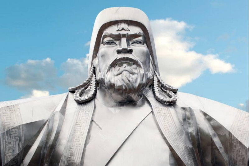 Ancient-Origins,  Statue of Genghis Khan , 10 January 2015