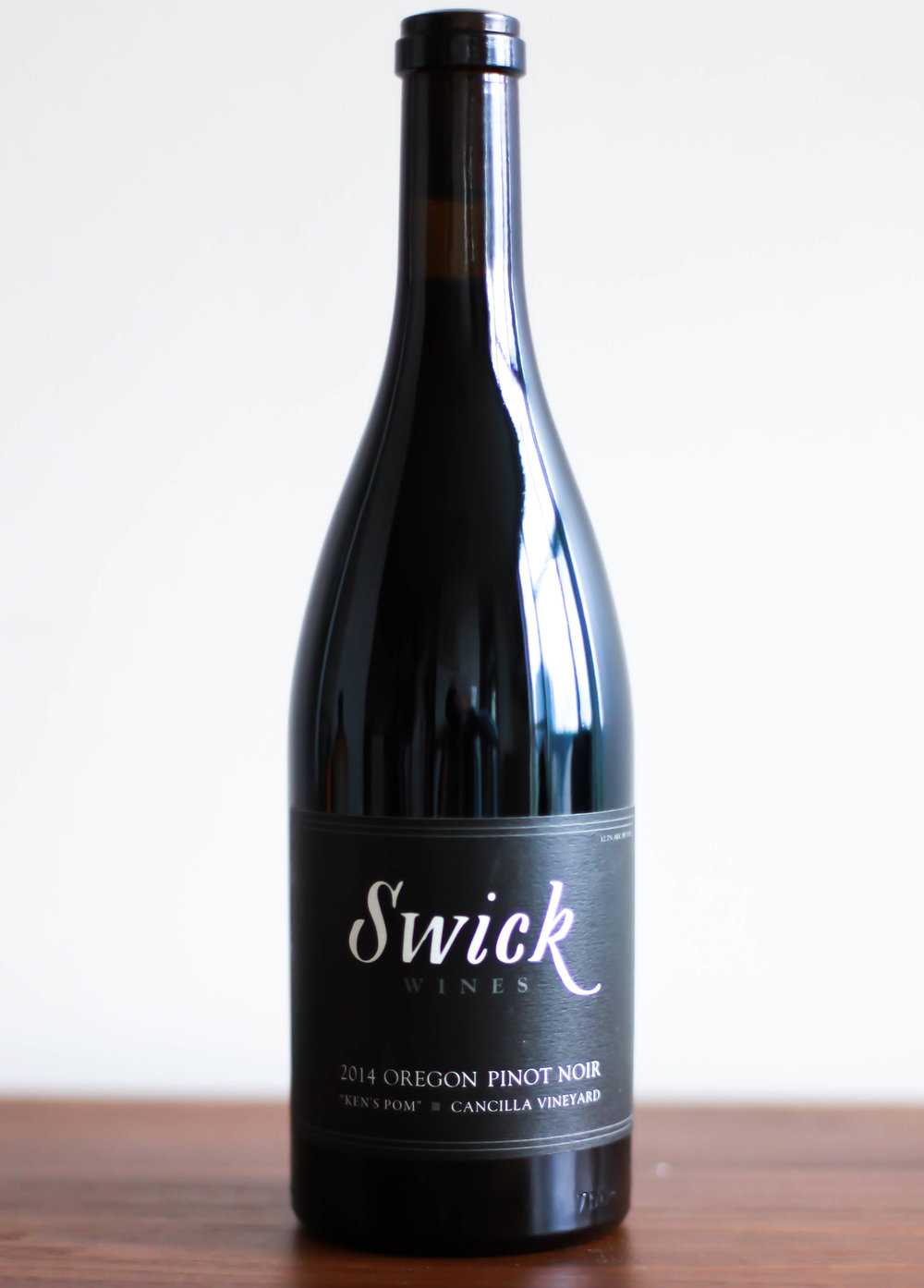 JOE SWICK CANCILLA VINEYARD PINOT NOIR