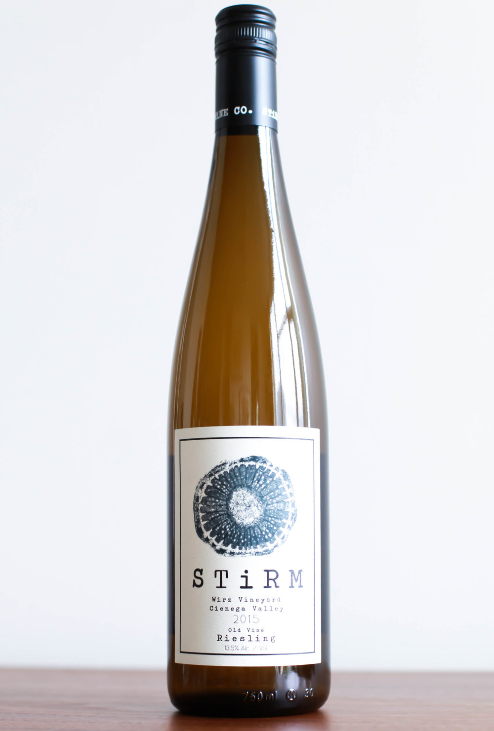 STIRM WINE CO WIRZ VINEYARD RIESLING