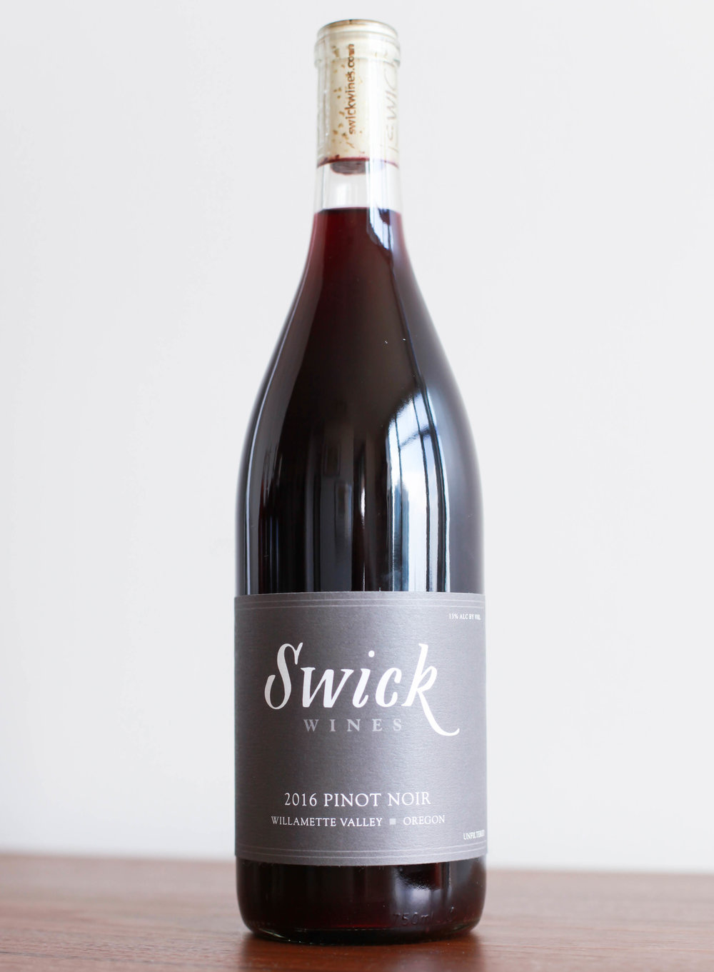 JOE SWICK WINES WILLAMETTE VALLEY PINOT NOIR