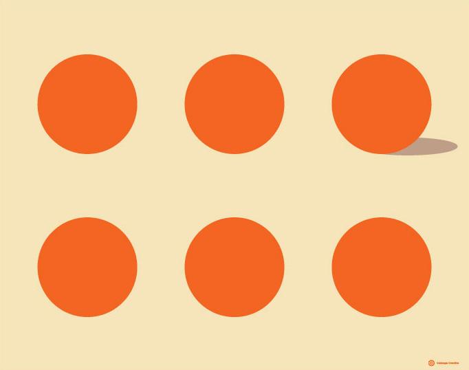 Orange you glad everything isn't real?