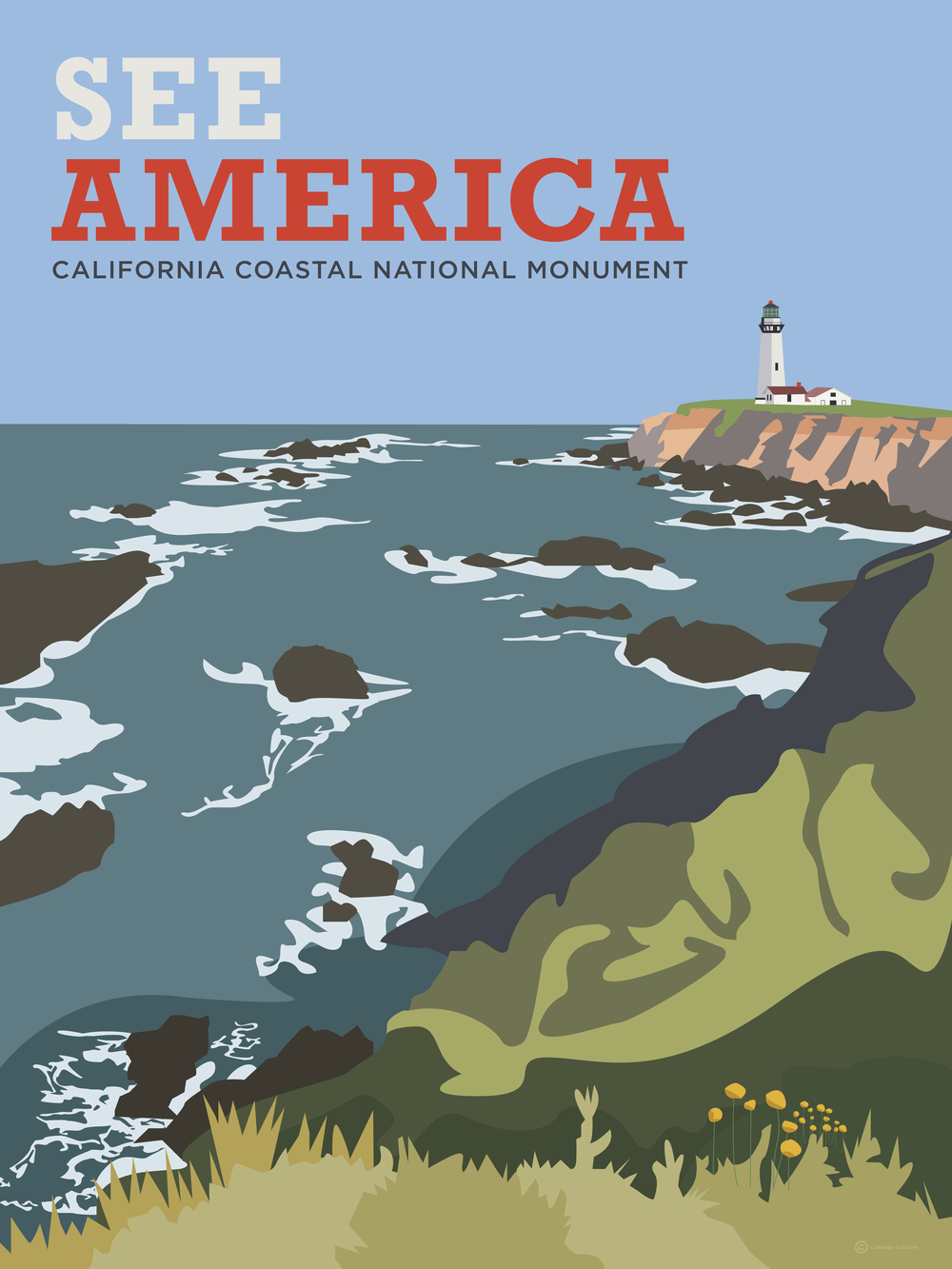 See America: California Coastal National Monument